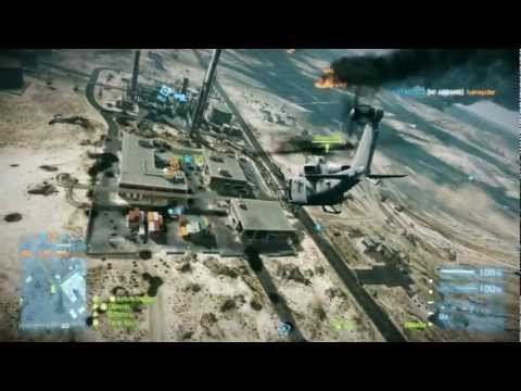 Battlefield 3 Multiplayer na HD 6570