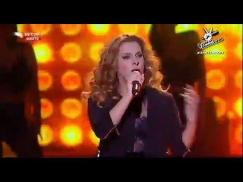 "Milene Sofia – ""Mamma knows best"" - 1ª Gala The Voice Portugal | Season 3"