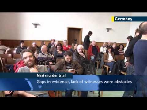 Nazi War Crimes Trial Collapses: German judge drops case against Dutch-born SS man Siert Bruins