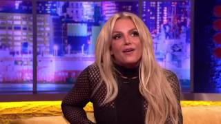 Britney Spears on The Jonathan Ross Show (Interview 1/2) HD