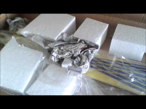 Excalibur & Avalon Unboxing from Geisha's Blade