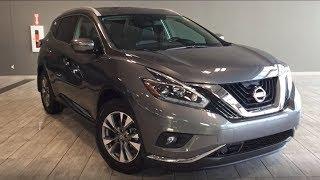 2018 Nissan Murano SL   Toyota Northwest Edmonton   9HI4669A