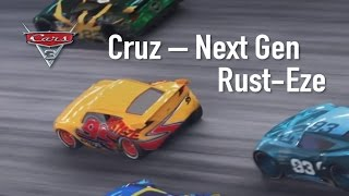 Cars 3 Cruz Ramirez Next Generation Rust-Eze Racer - Speculation