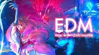 EDM nhạc gây nghiện train