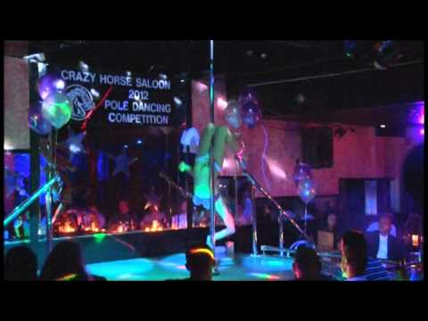 Best Strip Tease Competition -  Sexy Lap Dancing In Strip Club