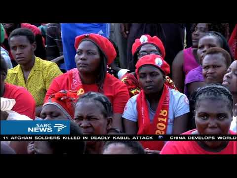 Peace and reconciliation outcry before elections in Zimbabwe