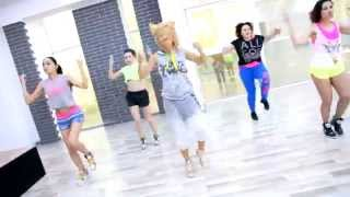 Shakira - Dare (La La La) Zumba Fitness by Didem Zeybek and Narciss.NERO DANCE CENTER