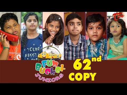 Fun Bucket JUNIORS | Episode 62 | Kids Funny Videos | Comedy Web Series | By Sai Teja | TeluguOne thumbnail