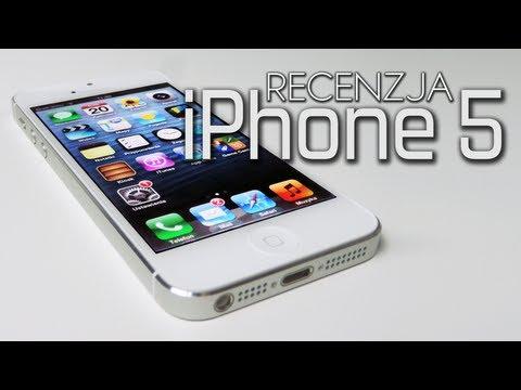 iPhone 5 - Recenzja - Test - Apple (PL)