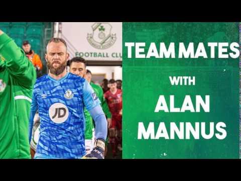 Alan Mannus | Team Mates