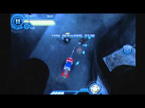 TRANSFORMERS: DARK OF THE MOON iPhone Gameplay Review - AppSpy.com