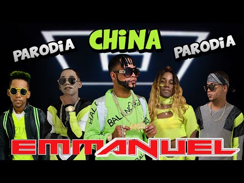 Anuel AA, Daddy Yankee, Karol G, Ozuna & J Balvin - China | (PARODIA) | Anuel AA 2019