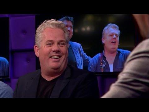 Thomas Acda mist het touren - RTL LATE NIGHT