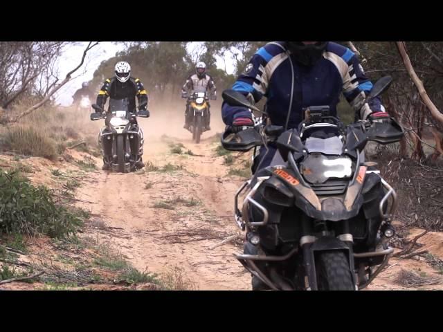 2015 BMW GS Safari-Enduro: Bourke, NSW to Victor Harbor ...