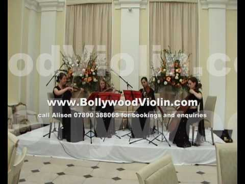 Bollywood Violin Teri Ore (Singh is King) instrumental by Bollywood...