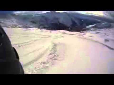 Hannah Kearney flatspin Banff Canada Avalanche