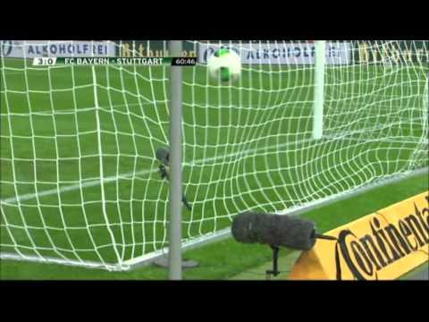 FC Bayern-VfB Stuttgart DFB Pokal-Finale 3-2 FULL Highlights