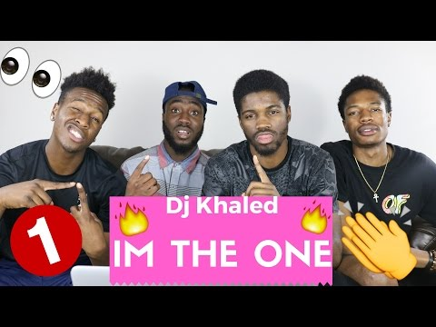 DJ Khaled - I'm the One ft. Justin Bieber, Quavo, Chance the Rapper, Lil Wayne| Reaction