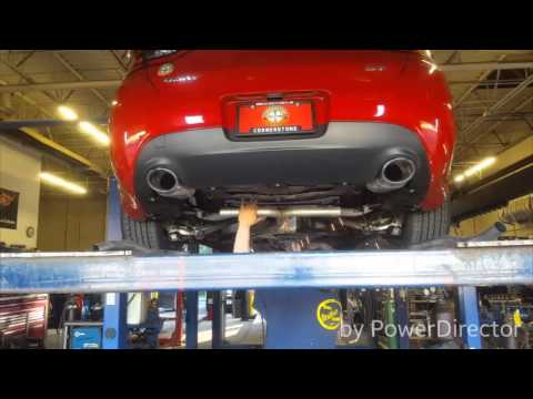 2013 dodge dart gt 2 4 exhaust removal how to save money and do it yourself. Black Bedroom Furniture Sets. Home Design Ideas