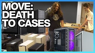 RIP Cases & Too Many H500s: GN Moving Vlog, Part 5