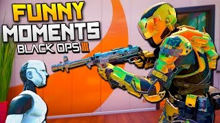 BO3 Prop Hunt Funny Moments - Trickshot, Noclipping, & Fails! (Black Ops 3)
