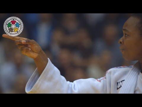 Ippon U78 Semi Final Tcheumeo (fra) V Sol (prk) - Chelyabinsk World Championships video