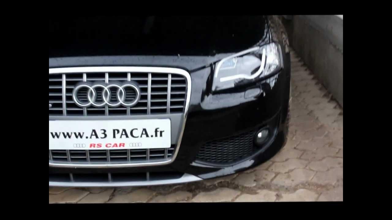 Presentation Phares Lti Pour Audi A3 8p Youtube