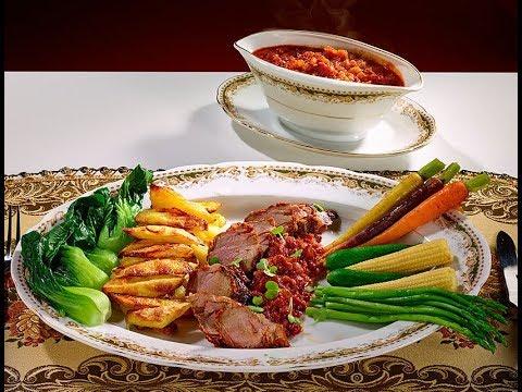 Виндалу-кебаб из свиной вырезки (повторная загрузка)