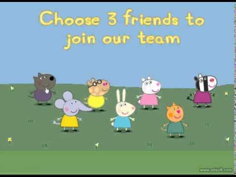 Peppa Pig New English Toy Game Play Episodes 2014 Playlist 2013 video