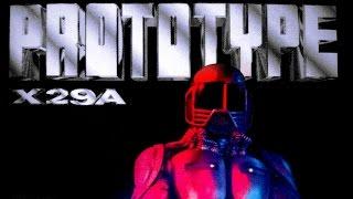 Prototype X29A -1992- Science Fiction Experimental Cybergenic Program