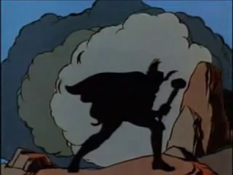 The Mighty Thor 1960's Cartoon - Intro