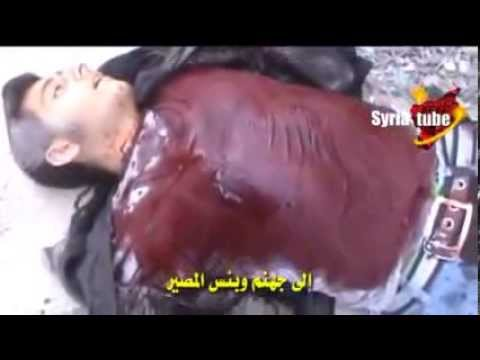 18 syria fsa terrorist comments we beheaded syrian soldiers we say