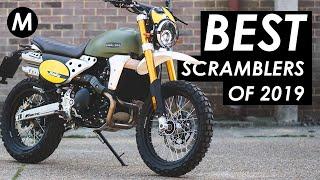 11 Best Scrambler Motorcycles 2019