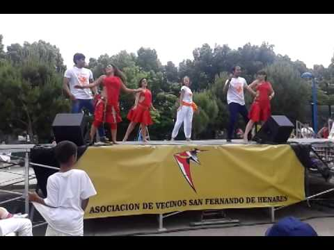 Dhating Naach dance  choreography  by Club Masala Madrid