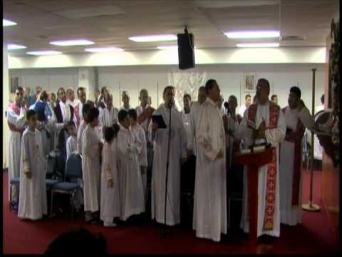 Feast of The Resurrection Liturgy Arabic 5/4/13