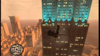 GTA IV: Empire State Building Glitch