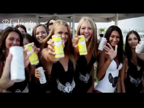 (twitter elenco ♡vip-ita) – Energy Drinks Photo Shoot with FashionTV Models in Romania