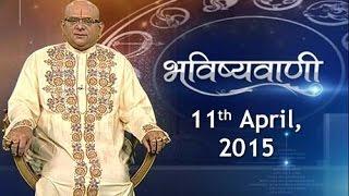 Bhavishyavani: Daily Horoscopes and Numerology | 11th April, 2015 - India TV