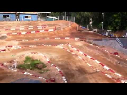 IFMAR 1/8th buggy Worlds - Pattaya pre event testing