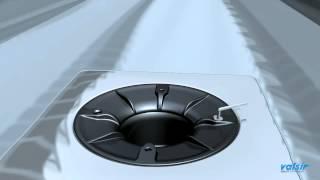 Valsir Rainplus Sistema di drenaggio sifonico - Installazione in gronda metallica mediante saldatura