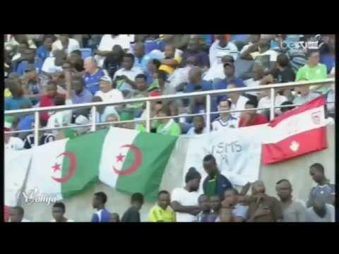 ALGERIA VS TANZANIA