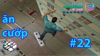 Tommy Đi Ăn Cướp Hàng Loạt Xe Đắt Tiền Về Nhà Mới / Bình Luận GTA VICE CITY / Tập 22 / Mr Thắng GTA