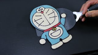 Pancake Art - Doraemon (Stand By Me) | ドラえもん | 도라에몽 by Tiger Tomato