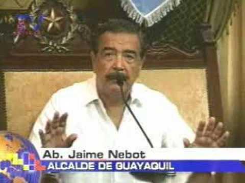 Nebot rechaza intromisión de Hugo Chavez