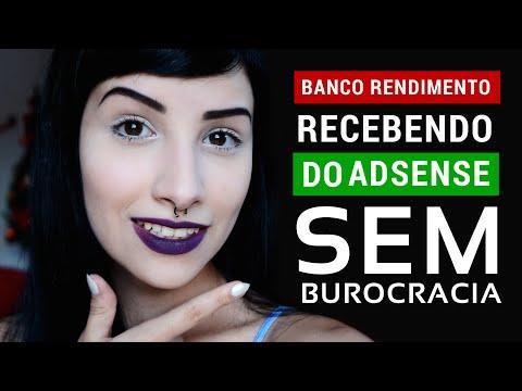 COMO RECEBER DO GOOGLE ADSENSE PELO BANCO RENDIMENTO   Mayara Pereira