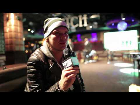 Avicii Interview | The Levels Music Video, Electric Daisy, & Tongue Dance Girl On KarmaloopTV