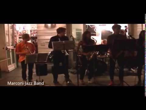 Marconi Jazz Band in Concerto al