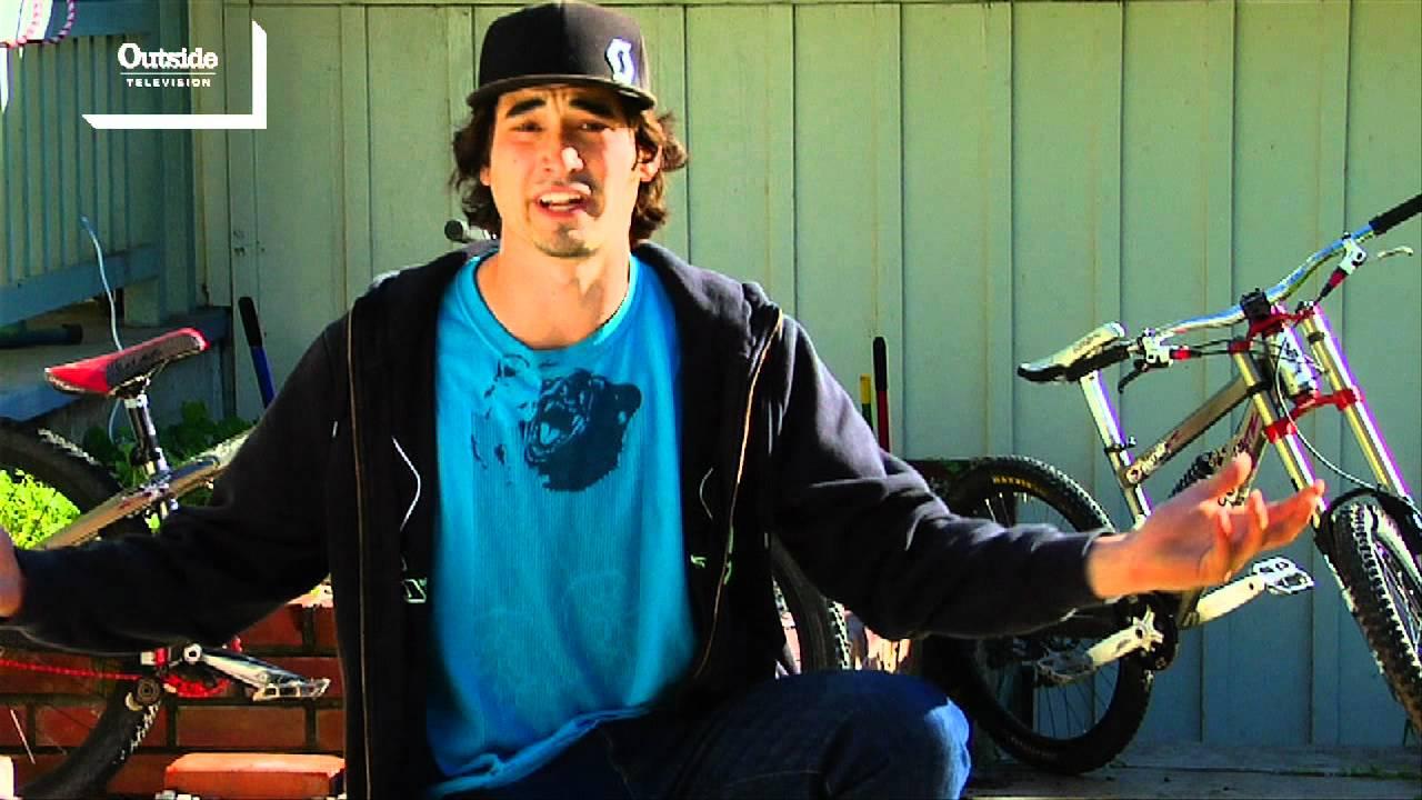 Bike Jamison Biker Kyle Jameson