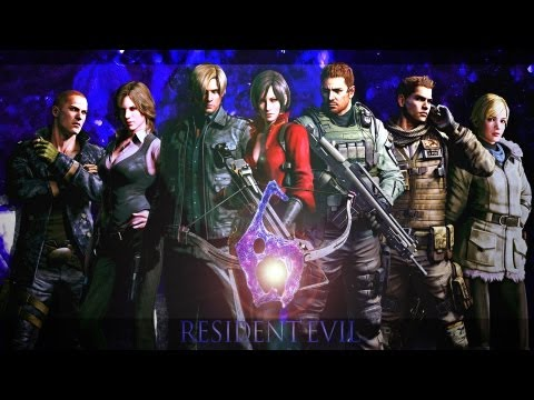 Resident Evil 6 Ultra Gtx 680