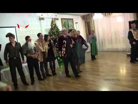 RK Руслан Костов BLEF Новый год Стальконат 2012